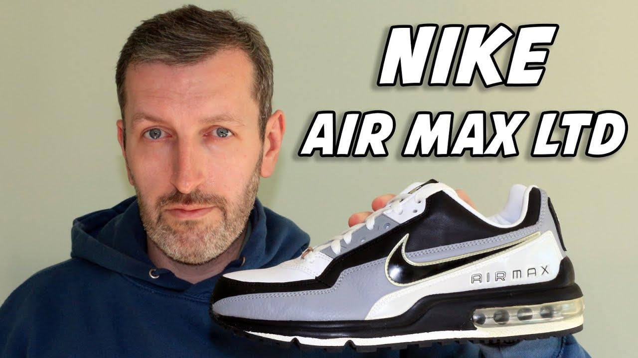 How much Height do Nike Air Max Ltd