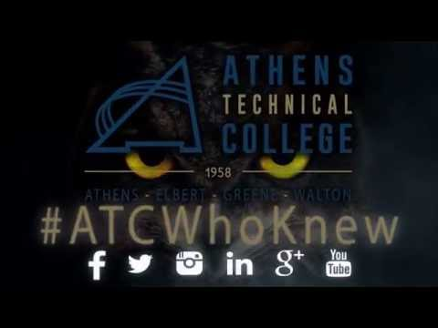 Athens Technical College #ATCWhoKnew Campaign Commercial 2