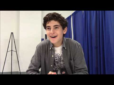 Gotham - David Mazouz Interview, Season 3 (WonderCon 2017)