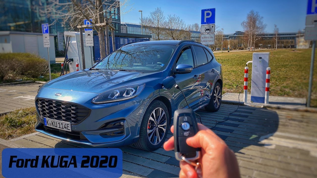 2020 Ford Kuga Ford Escape 1st Drive Of The New Plug In Hybrid