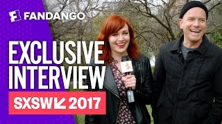 Ewan McGregor and Danny Boyle Talk T2 Trainspotting - Exclusive SXSW Interview (2017)