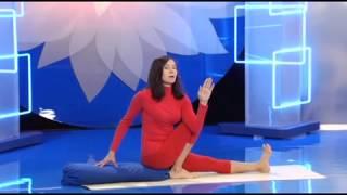 Йога для женщин Для продвинутых Урок 1   смотреть лучшие видео уроки Йога для женщин Для продвинутых