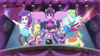Repeat youtube video Equestria Girls - Rainbow Rocks Exclusive Short -