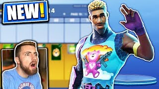 *NEW* BRITE GUNNER SKIN GAMEPLAY! Fortnite Battle Royale PS4 Pro Livestream