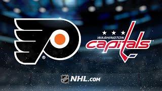 Stephenson, Capitals rally past Flyers, 5-3