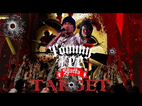 Tommy Lee Sparta - Target - LYRIC VIDEO - July 2017