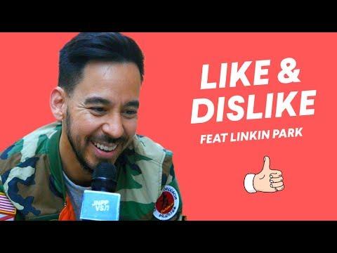 Linkin Park - Like & Dislike avec Kendrick Lamar & Trump
