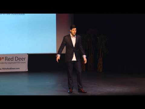 Pushing boundaries in entertainment   Jason Foui   TEDxRedDeer