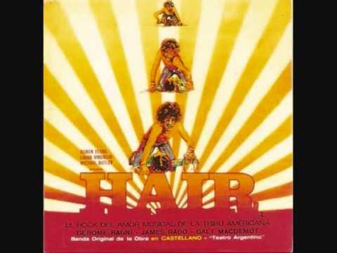 Acuario (musical Hair - Argentina 1971)