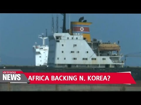 North Korea-Africa connection behind rogue nation's nuclear development: Mainichi Shimbun