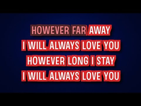 Lovesong Acoustic Version  Adele  Karaoke