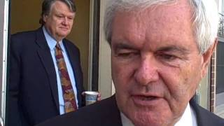 Gingrich defends lean, effective government in NH visit