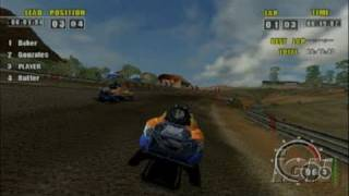 ATV Offroad Fury Pro Sony PSP Video - Truckin'