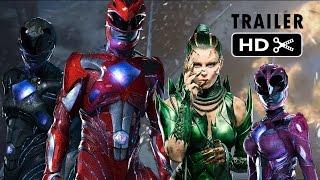 Power Rangers - World Invasion 2018 [FAN-MADE TRAILER]