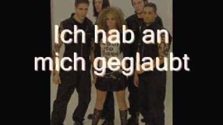 LaFee - Jetzt erst recht  lyrics