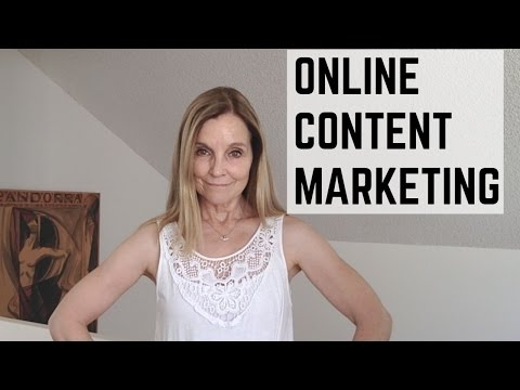 Building Your Business with Online Content Marketing