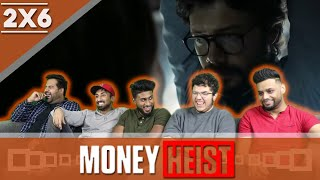 Money Heist | La Casa de Papel | 2x6 | REACTION!