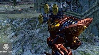 THE STRONGEST DASH BOT BUILD   MRK II BULGASARI ORKAN GAMEPLAY   War Robots
