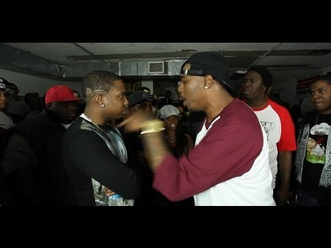 AHAT | Rap Battle | Juice vs Young B the Future | Los Angeles vs Moreno Valley