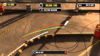 "Motorstorm RC PS3/Vita Gameplay HD - ""On the Edge"" Hot Lap Challenge"