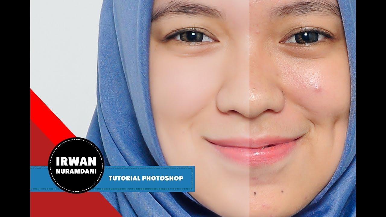 cara edit foto (menghaluskan muka dengan mudah) tutorial ...
