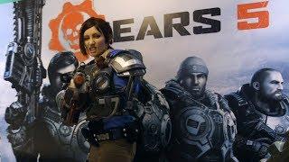 Gears 5: Así fue su evento de lanzamiento en España