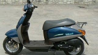 Ремонт скутера Honda Tact 51