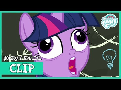 Twilight's Pudding Present For Pinkie (Best Gift Ever)   MLP: FiM [HD]
