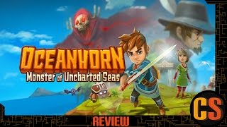 OCEANHORN - REVIEW (Video Game Video Review)