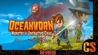 OCEANHORN – PS4 REVIEW