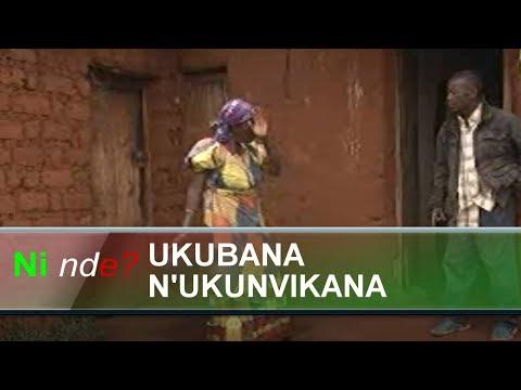 Ninde Burundi UKUBANA N'UKUNVIKANA