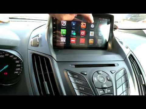 Магнитола на андроид на Ford Kuga 2 Djavto 2593