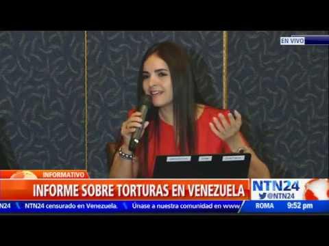"""""""Quien manda la ejecución de las torturas es la Vicepresidencia de Venezuela"""": Tamara Sujú"""