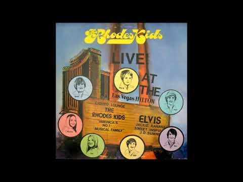 The Rhodes Kids_Live At The Las Vegas Hilton