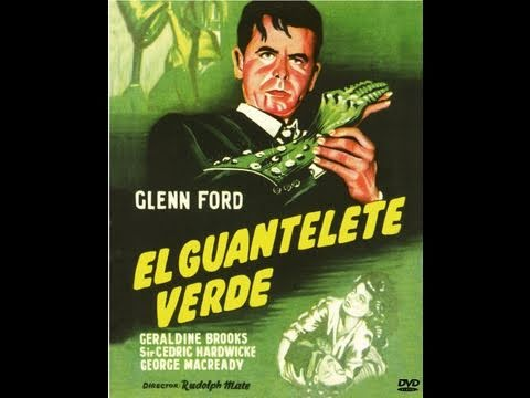 EL GUANTELETE VERDE (The Green Glove, 1952, Full Movie, Spanish, Cinetel)