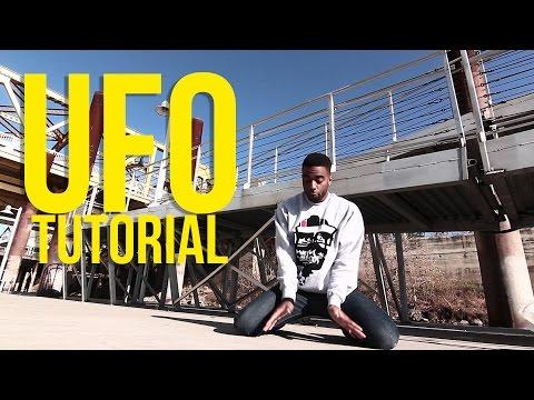 How to Breakdance | UFOs | Komplx (Sacramento, CA)