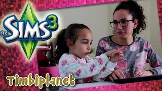 Creando nuestro primer Sim en Sims 3! Timbiplanet