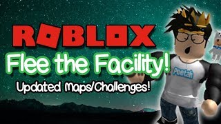 UPDATED MAPS! - Flee the Facility (ROBLOX)