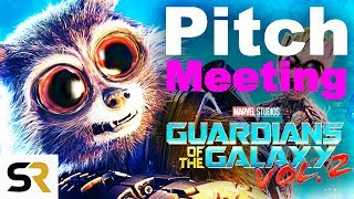 Guardians of the Galaxy Vol. 2 Pitch Meeting