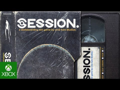 Session Announce Trailer