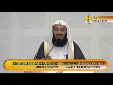 Download Seeking Knowledge and Education - Mufti Ismail Menk
