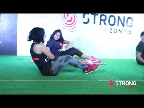 STRONG BY ZUMBA MASTERCLASS WITH ZES PRATEEK KUNDIAL