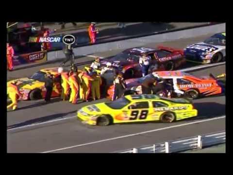 NASCAR Feuds: Kevin Harvick vs. Joey Logano