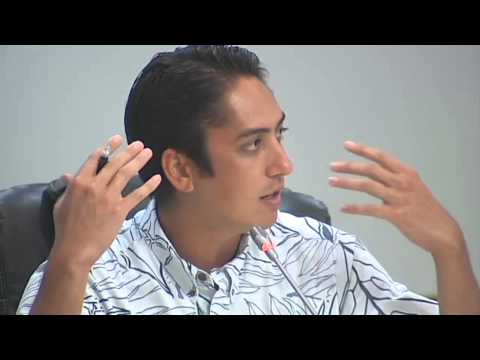 Hawaii County GMO bill 79 - council discussion