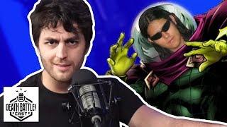 Spider-Man Ten Year Challenge? | DEATH BATTLE Cast