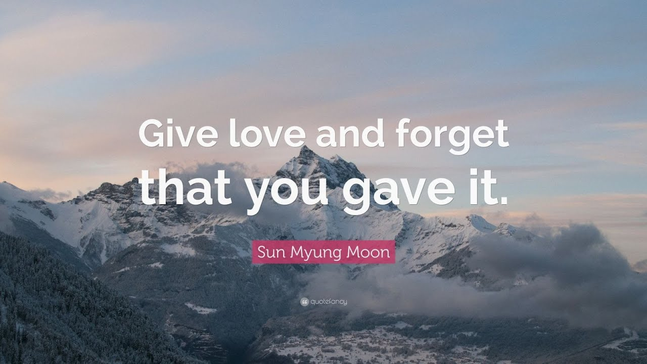 Top 20 Sun Myung Moon Quotes Youtube