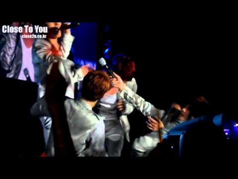 120324 SHINHWA The Return JAM#1 신혜성