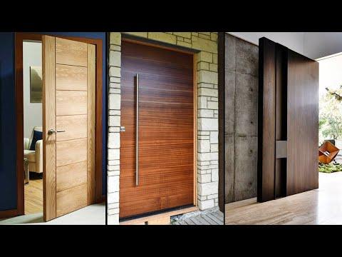 Top 100 Modern Wooden Main Door Designs For Home Interior 2020 Interior Decor Designs Youtube