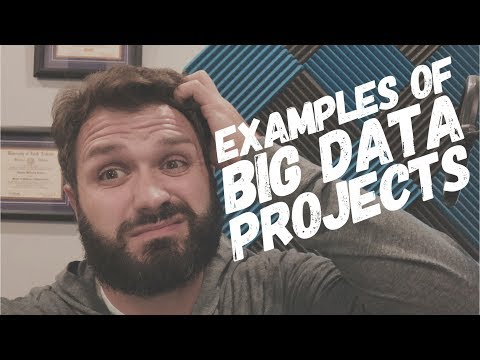 Examples Of Big Data Projects