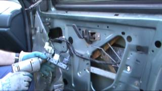 Power Window Motor Replace Shortcut  Buick & other GMs Quick Repair   #GearHeadsWorld